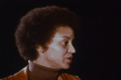 Nikki Giovanni, American poet, speaks about her ca Live Action