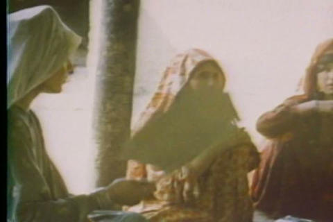 The role of women in Afghanistan in the 1970s Footage