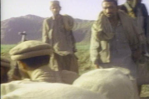 Soviet air attacks increase in Afghanistan in the  Live Action