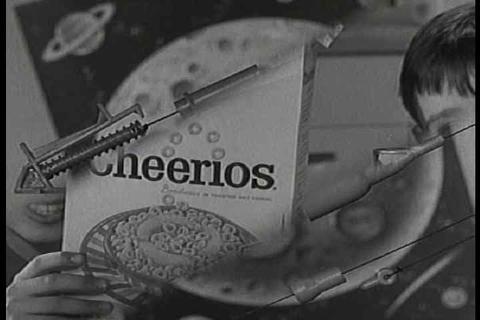 Cherrios TV commercial Footage