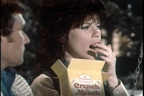 TV commercial for Crunch and Munch Footage