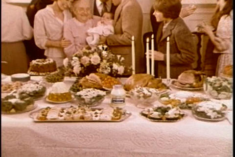 Hellman's Mayonnaise TV commercial Footage