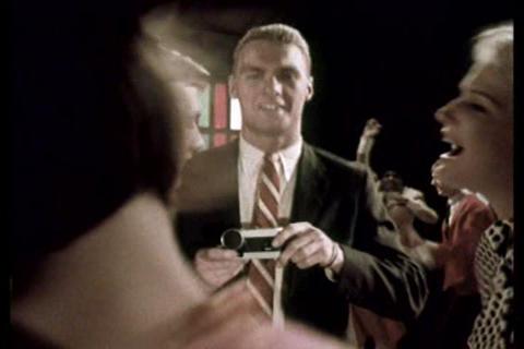 Kodak Instamatic TV commercial Footage