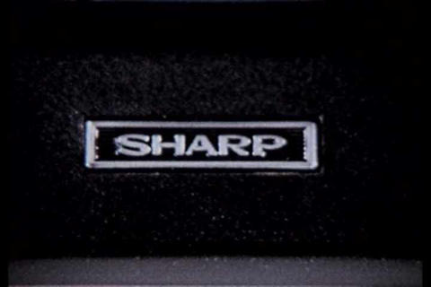TV commercial for the Sharp ELSI-8 calculator, the Live Action