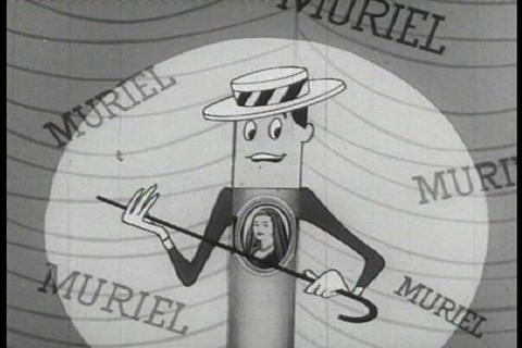 Muriel Cigar commercial ビデオ