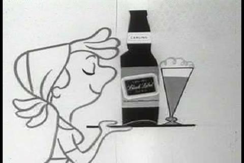 Black Label Beer commercial Live Action