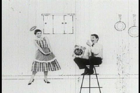 Ritz Cracker commercial ビデオ