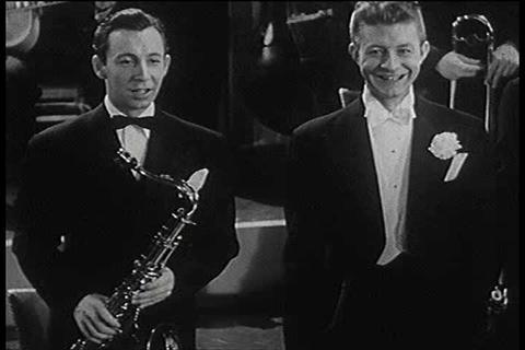 1941 jazz soundie My Little Grass Shack Live Action