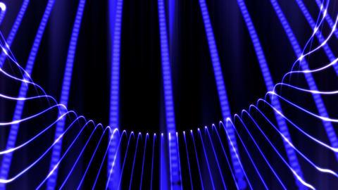Audio React Lines Animation