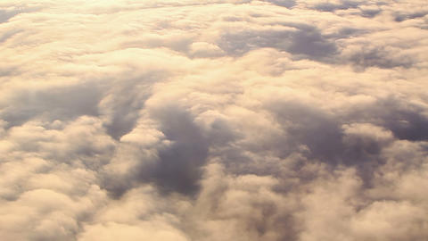 Above the clouds Footage