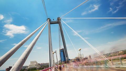 Bridge, TimeLapse, Long Exposure Footage