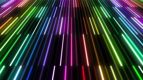 Neon tube W Msf F S 4 HD CG動画