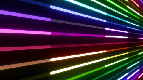 Neon tube W Nbf F S 4 HD CG動画