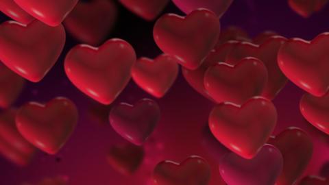 Valentines Heart Loop 2 Animation