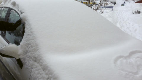 Snow cover Live Action