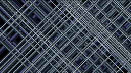 Metal diagonal motion background Animation