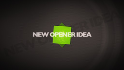 Rectangles Opener Apple Motion Template