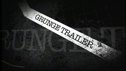 Grunge Trailer Plantilla de Apple Motion