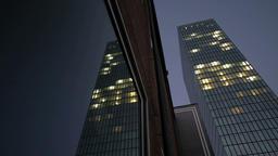 Skyscraper Tower Skyline. City Urban Metropolis. N stock footage