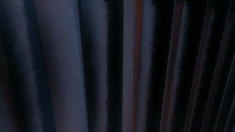black blue edge Animation
