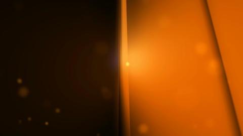 golden lights shine Animation