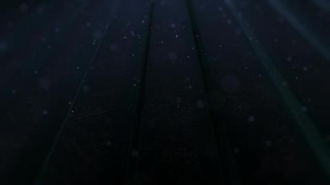 dark dust fence Animation
