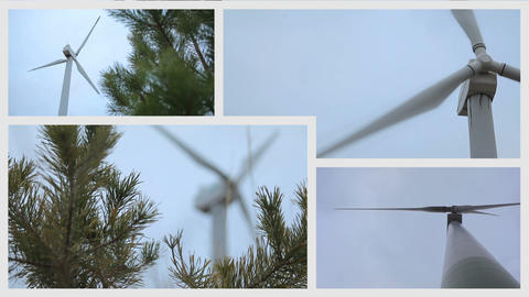 Alternative Energy stock footage