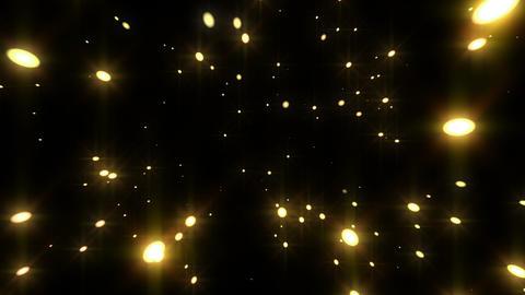 Sparkle Particles LB 1 HD Animation