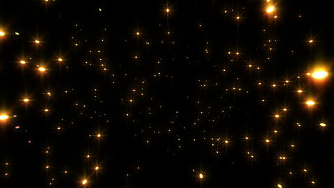 Sparkle Particles SB 1 HD Animation