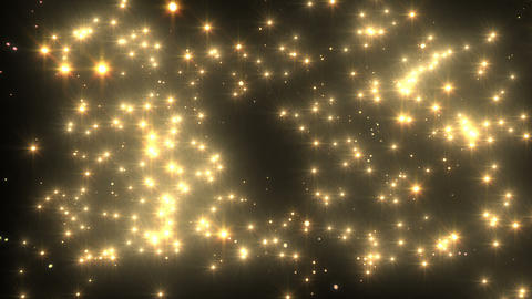Sparkle Particles SA 1f HD Animation