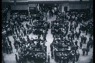 The New York Stock Exchange Trading stock footage