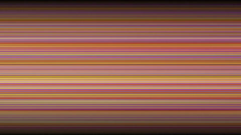 3d multiple pink orange backdrop in stripes Animation