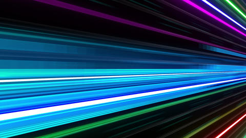 Neon tube W Nsf S L 5 HD CG動画