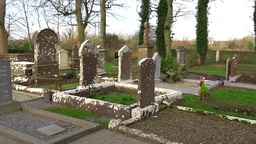W B Yeats Grave Footage