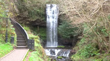 Glencar Waterfall Footage