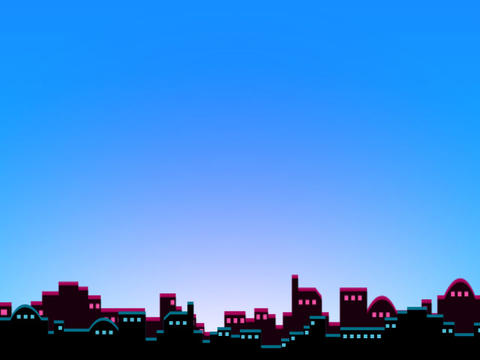 CG Town CG動画素材
