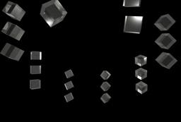cube 02 Animation