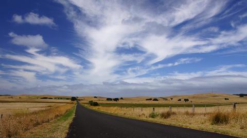Australian landscape Footage