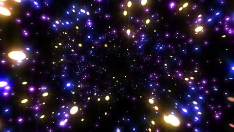 Sparkle Particles LB 6 HD Animation