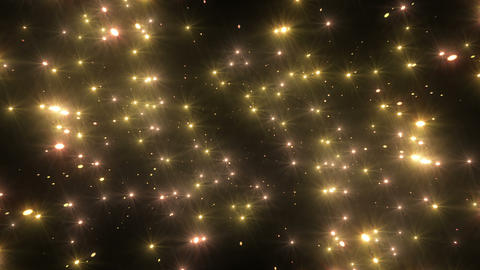 Sparkle Particles SB 2f HD Animation