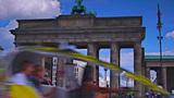 The Brandenburg Gate ( Brandenburger Tor), attract, Live Action