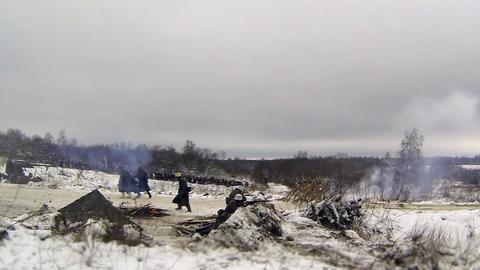 firing line Footage