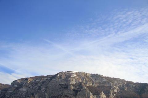 4k / 5k - Mountain timelapse in winter Footage