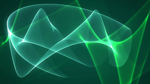 dimension graph mix green Animation
