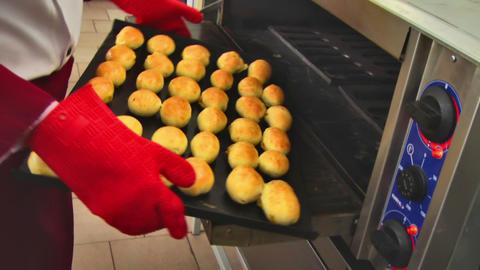 Baking 2 Footage