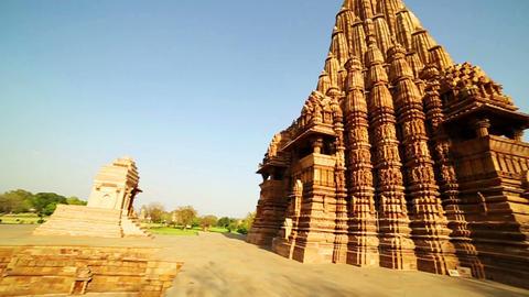 Kama Sutra Temples, India Footage