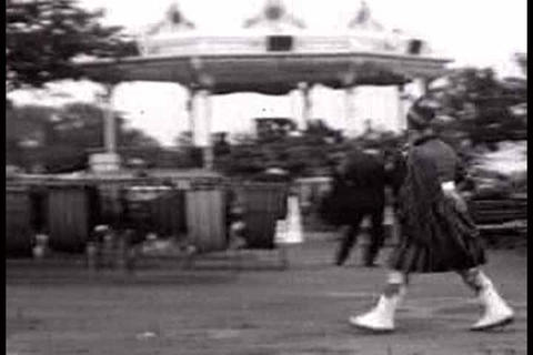 1931 home movies of the Toronto Exhibition and isl Footage