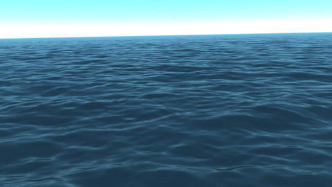 Lost At Sea Morning Animation