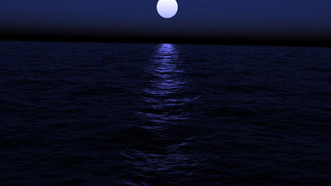 Lost At Sea Moonlight Animation