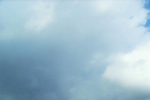 Cloud of SKY TYPE02 Stock Video Footage